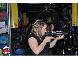 Laser Game LaserStreet - Décathlon, Amilly - Photo N°45