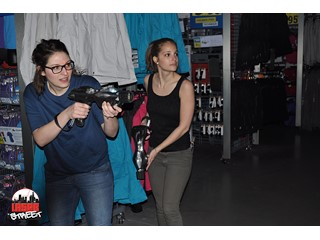 Laser Game LaserStreet - Décathlon, Amilly - Photo N°53