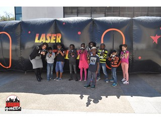 Laser Game LaserStreet - L Escale, Villiers sur Marne - Photo N°3