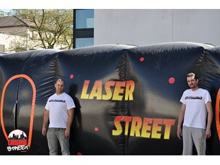 Laser Game LaserStreet - L Escale, Villiers sur Marne - Photo N°47