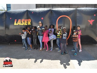 Laser Game LaserStreet - L Escale, Villiers sur Marne - Photo N°4