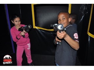 Laser Game LaserStreet - L Escale, Villiers sur Marne - Photo N°8