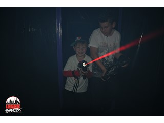 Laser Game LaserStreet - Photo de notre concept N°1