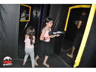 Laser Game LaserStreet - Ile de Loisirs Aout 2015 #2, Jablines - Photo N°102