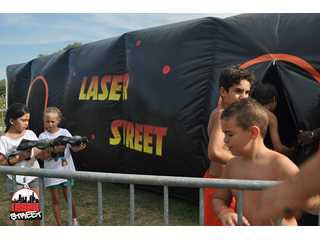 Laser Game LaserStreet - Ile de Loisirs Aout 2015 #2, Jablines - Photo N°105