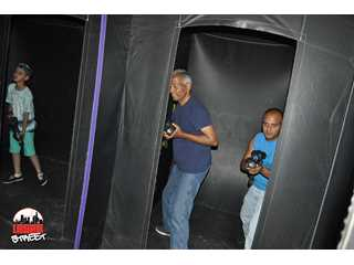 Laser Game LaserStreet - Ile de Loisirs Aout 2015 #2, Jablines - Photo N°123