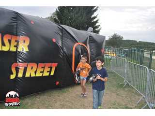 Laser Game LaserStreet - Ile de Loisirs Aout 2015 #2, Jablines - Photo N°133