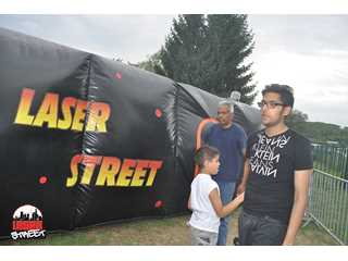 Laser Game LaserStreet - Ile de Loisirs Aout 2015 #2, Jablines - Photo N°140