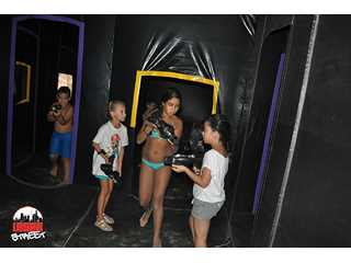 Laser Game LaserStreet - Ile de Loisirs Aout 2015 #2, Jablines - Photo N°158