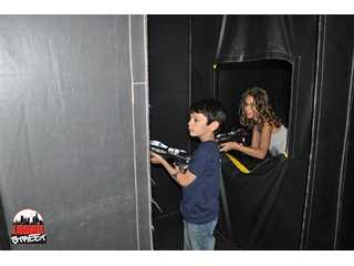 Laser Game LaserStreet - Ile de Loisirs Aout 2015 #2, Jablines - Photo N°35