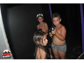 Laser Game LaserStreet - Ile de Loisirs Aout 2015 #2, Jablines - Photo N°36