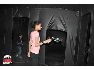 Laser Game LaserStreet - Ile de Loisirs Aout 2015 #2, Jablines - Photo N°43
