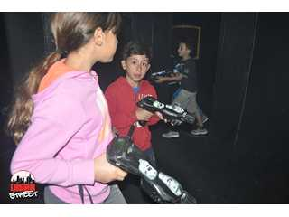 Laser Game LaserStreet - SportissiMeaux, Meaux - Photo N°20