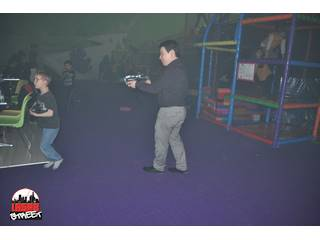 Laser Game LaserStreet - Royal Kids Parc Lieusaint, Lieusaint - Photo N°106