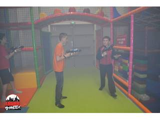 Laser Game LaserStreet - Royal Kids Parc Roissy en Brie, Roissy-en-brie - Photo N°54