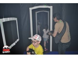 Laser Game LaserStreet - Family Day Mercedes-Benz, Montigny le Bretonneux - Photo N°131