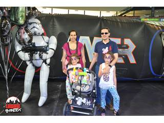 Laser Game LaserStreet - Family Day Mercedes-Benz, Montigny le Bretonneux - Photo N°201