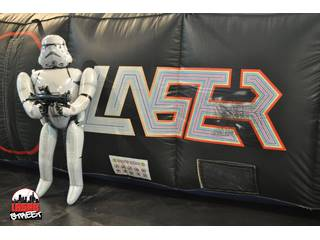 Laser Game LaserStreet - Family Day Mercedes-Benz, Montigny le Bretonneux - Photo N°5