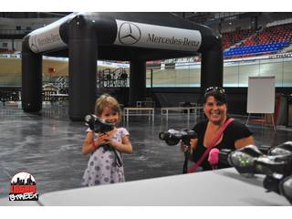 Laser Game LaserStreet - Family Day Mercedes-Benz, Montigny le Bretonneux - Photo N°7