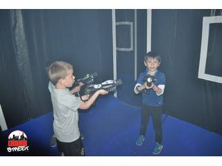 Laser Game LaserStreet - Family Day Mercedes-Benz, Montigny le Bretonneux - Photo N°92