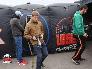 Laser Game LaserStreet - OLYMP'ICAM 2017, Toulouse - Photo N°219