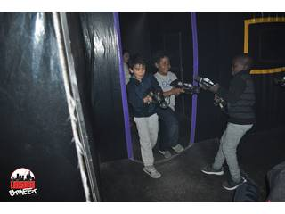 "Laser Game LaserStreet - Journée Prox Aventure "" Rencontre Police-Jeunesse"", Corbeil Essonnes - Photo N°123"