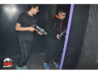 "Laser Game LaserStreet - Journée Prox Aventure "" Rencontre Police-Jeunesse"", Corbeil Essonnes - Photo N°22"