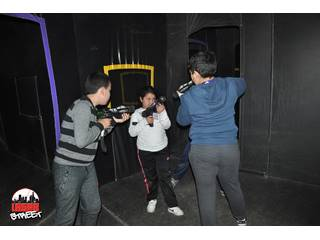 "Laser Game LaserStreet - Journée Prox Aventure "" Rencontre Police-Jeunesse"", Corbeil Essonnes - Photo N°93"