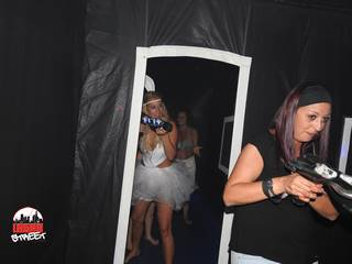 Laser Game LaserStreet - Mariage Giulia & Andrea, Cipressa, Italie - Photo N°181