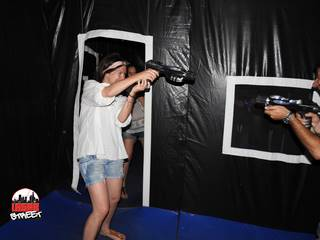 Laser Game LaserStreet - Mariage Giulia & Andrea, Cipressa, Italie - Photo N°30