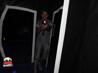 Laser Game LaserStreet - Mariage Giulia & Andrea, Cipressa, Italie - Photo N°34