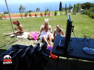 Laser Game LaserStreet - Mariage Giulia & Andrea, Cipressa, Italie - Photo N°48