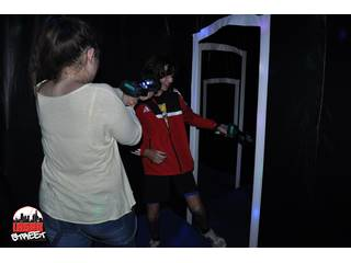 Laser Game LaserStreet - Fête de village, Saint-Mesmes - Photo N°76