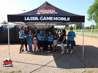 Laser Game LaserStreet - Mairie , Commelle - Photo N°15