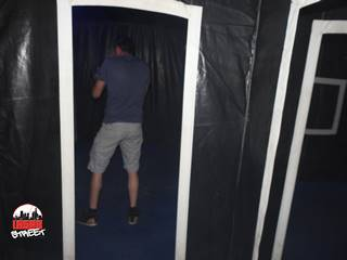 Laser Game LaserStreet - Mairie , Commelle - Photo N°2