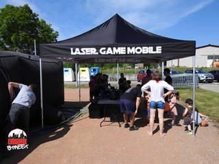 Laser Game LaserStreet - Mairie , Commelle - Photo N°32