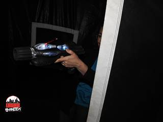 Laser Game LaserStreet - Mairie , Commelle - Photo N°3