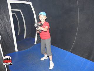Laser Game LaserStreet - Mairie , Commelle - Photo N°42