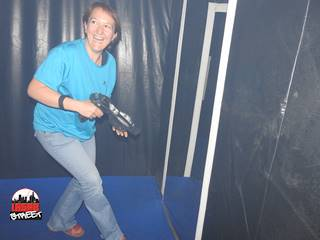 Laser Game LaserStreet - Mairie , Commelle - Photo N°5