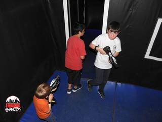 Laser Game LaserStreet - Mairie , Commelle - Photo N°64