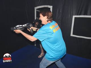 Laser Game LaserStreet - Mairie , Commelle - Photo N°8